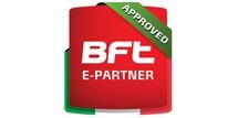 BFT meccanismi e accessori per Automazione cancelli   | Rexel