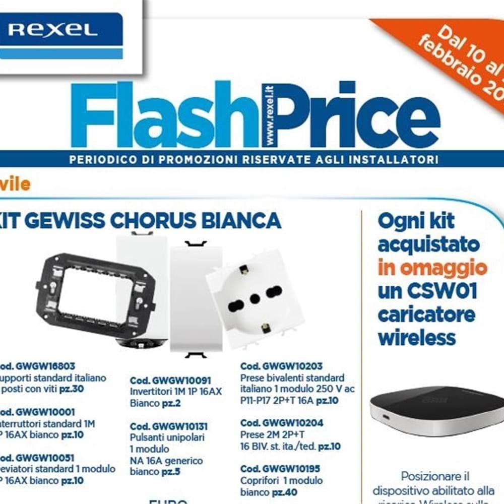 Flash Price |  Febbraio 2019