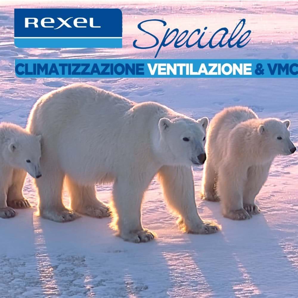 Speciale Climatizzazione Ventilazione e VMC - Rexel