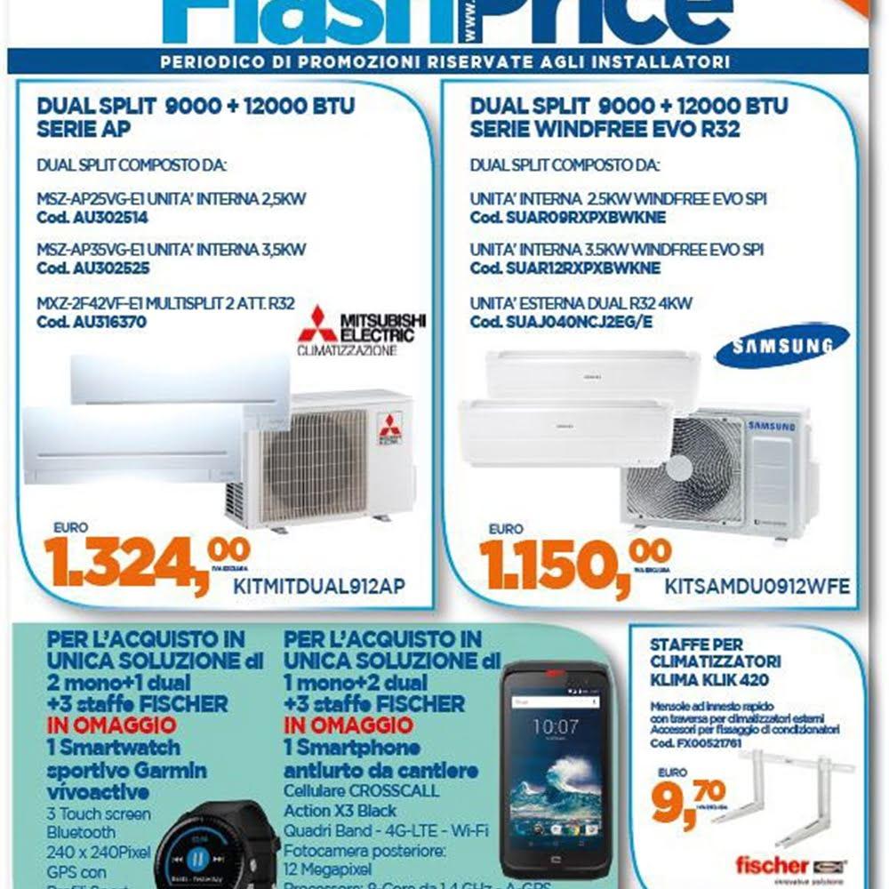 Flash Price |  Aprile  2019
