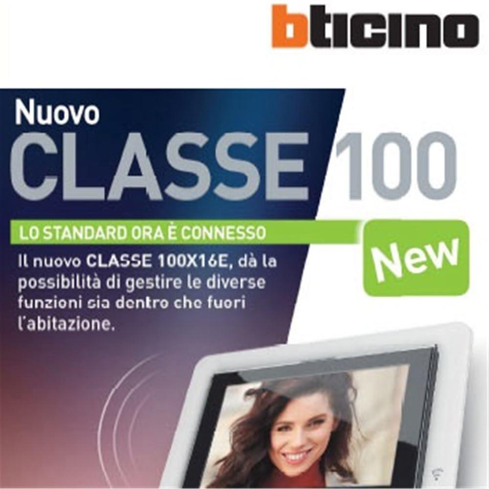 Nuovo Videocitono Connesso Classe 100X16E | Bticino