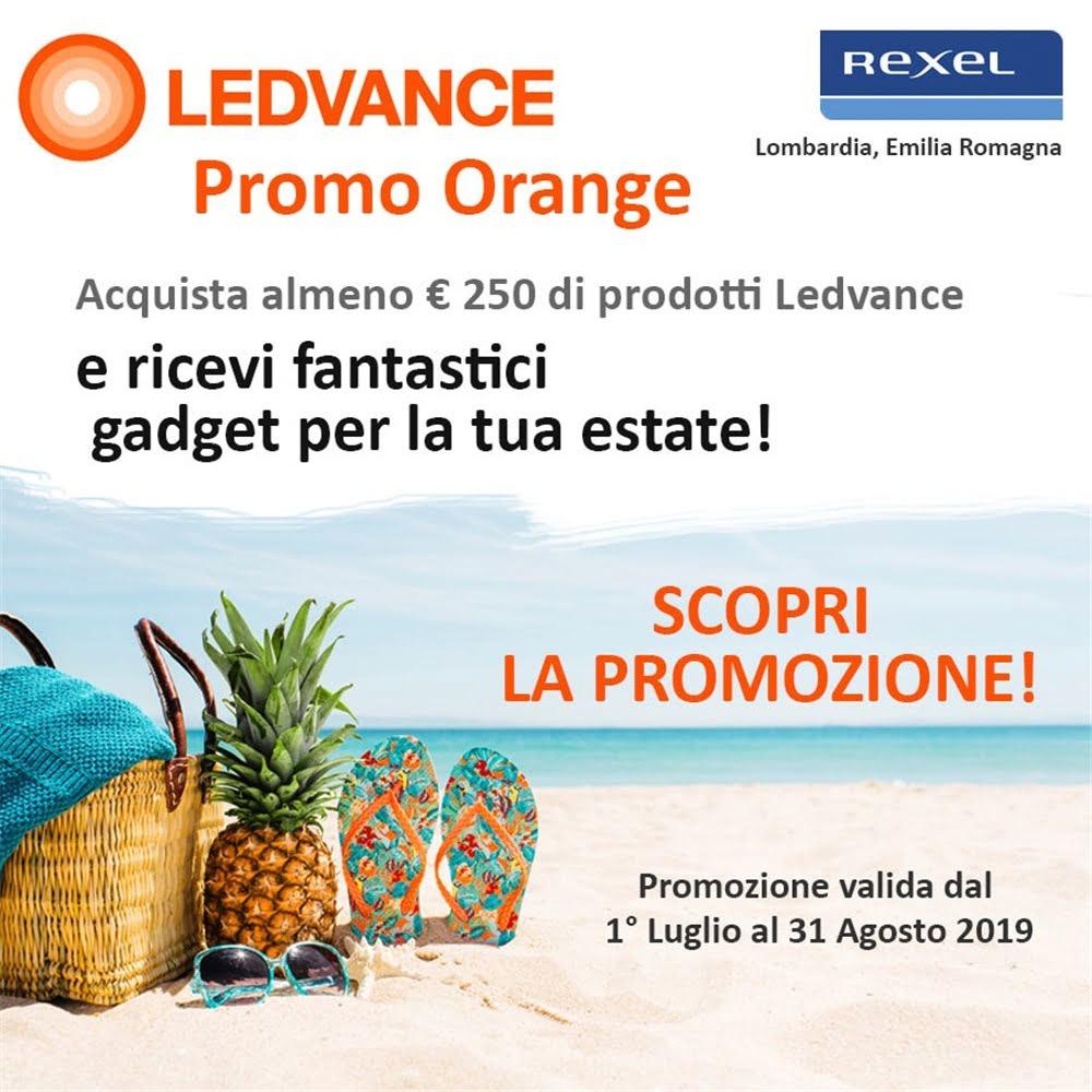 Promozione Ledvance Estate 2019 - Vinci fantastici Gadget