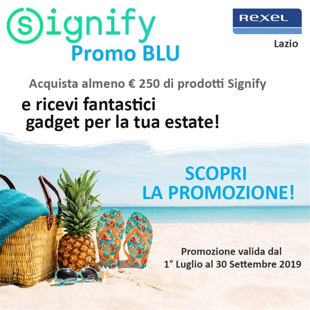 Promozione Signify Estate 2019 - Vinci fantastici Gadget