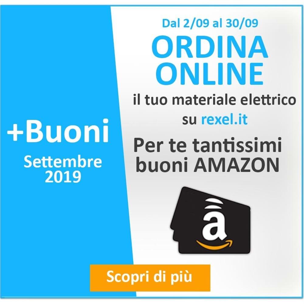 Promozione esclusiva online Buoni+