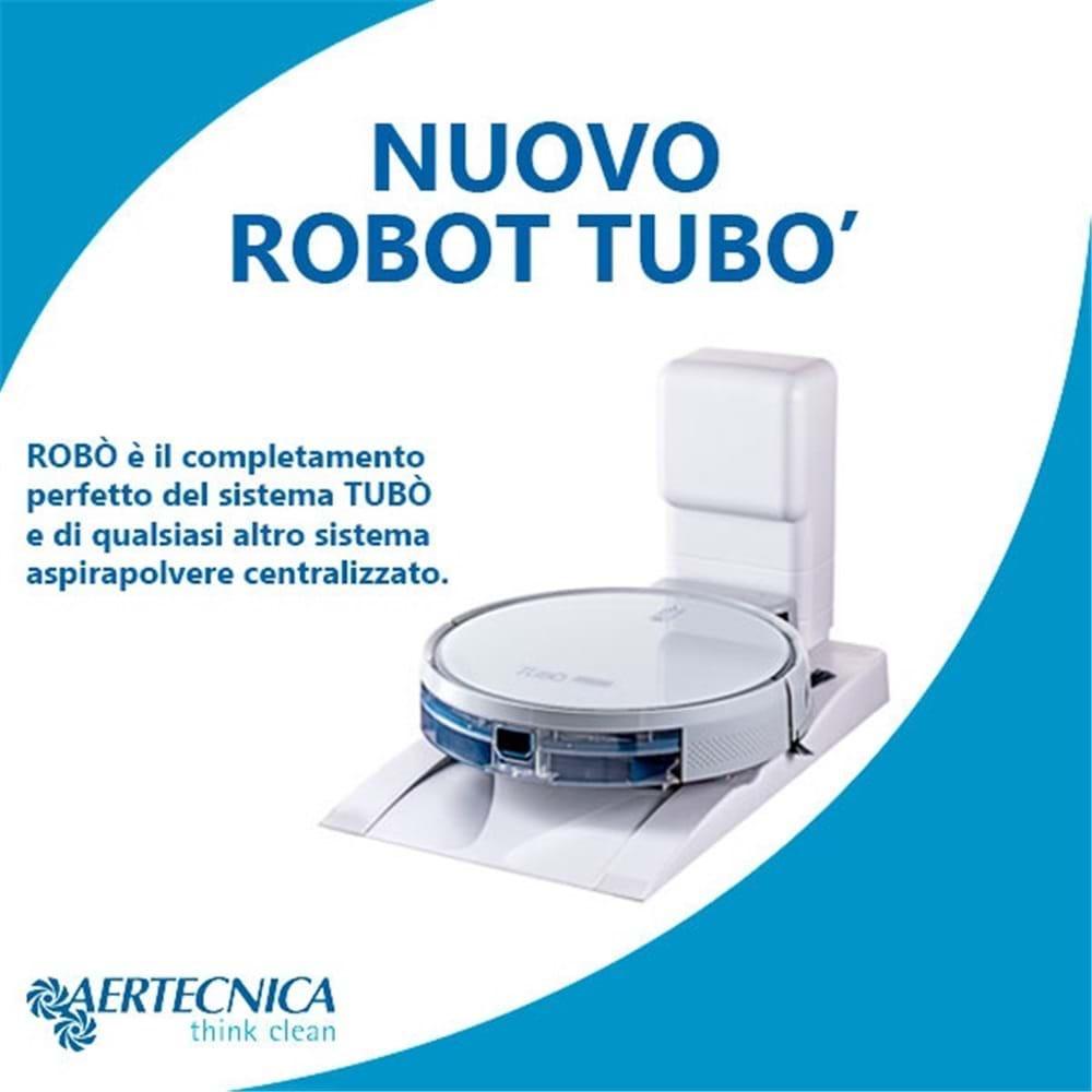 Nuovo Robot Aspirapolvere Tubò