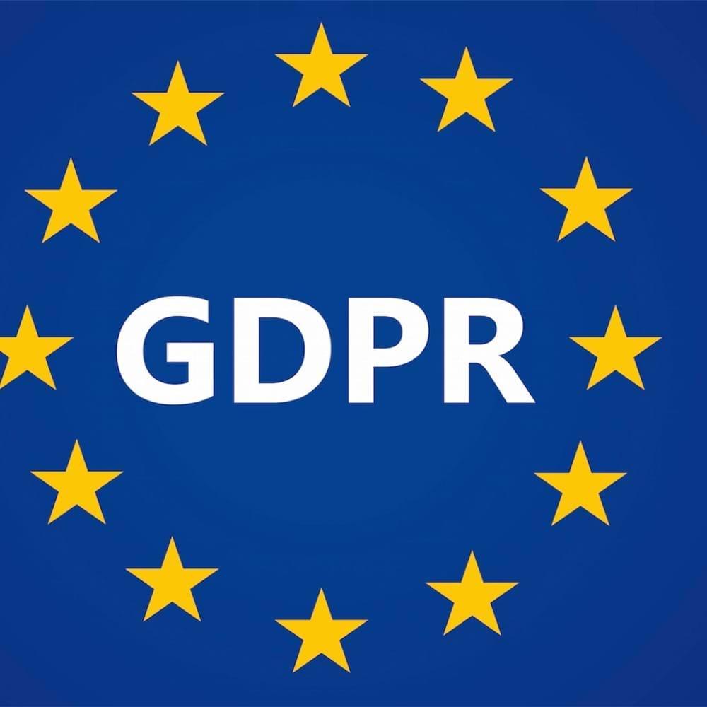 Nuovo regolamento General Data Protection Regulation (GDPR)