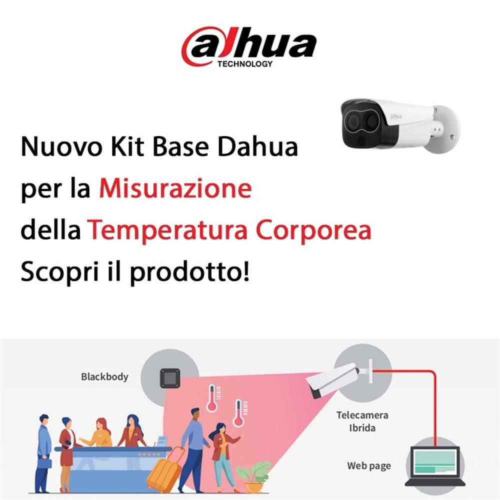 Kit base Dahua per la misurazione della temperatura corporea