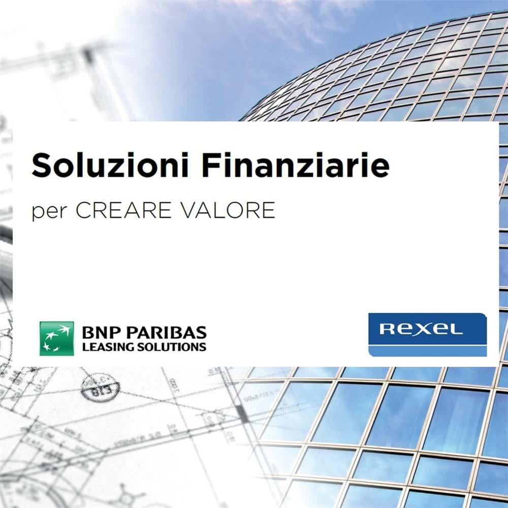 REXEL Italia e BNP Paribas Leasing Solutions