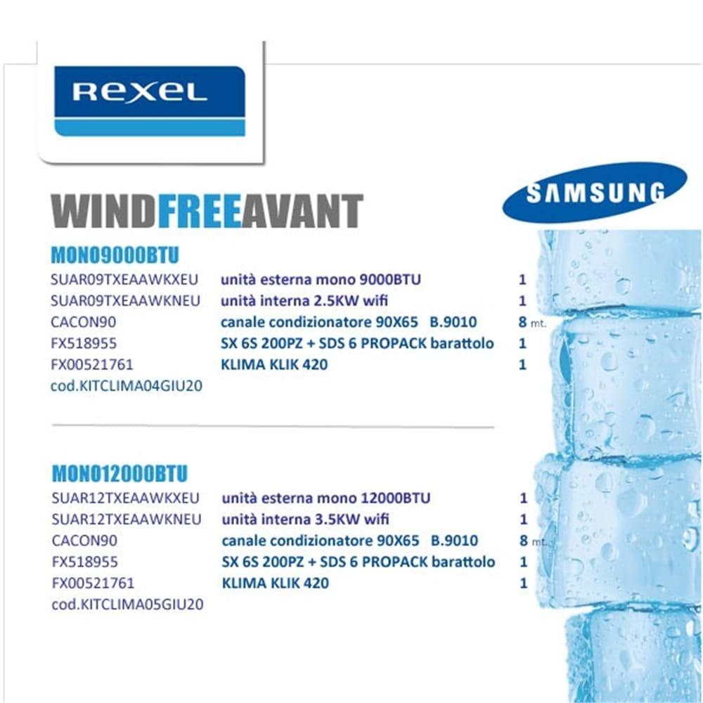 Kit Samsung Windfree Avant in promozione!