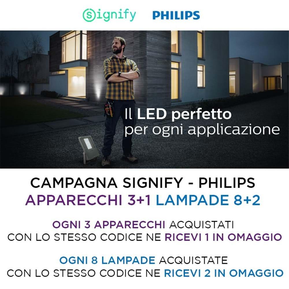 Campagna Signify - Philips Luglio 2020