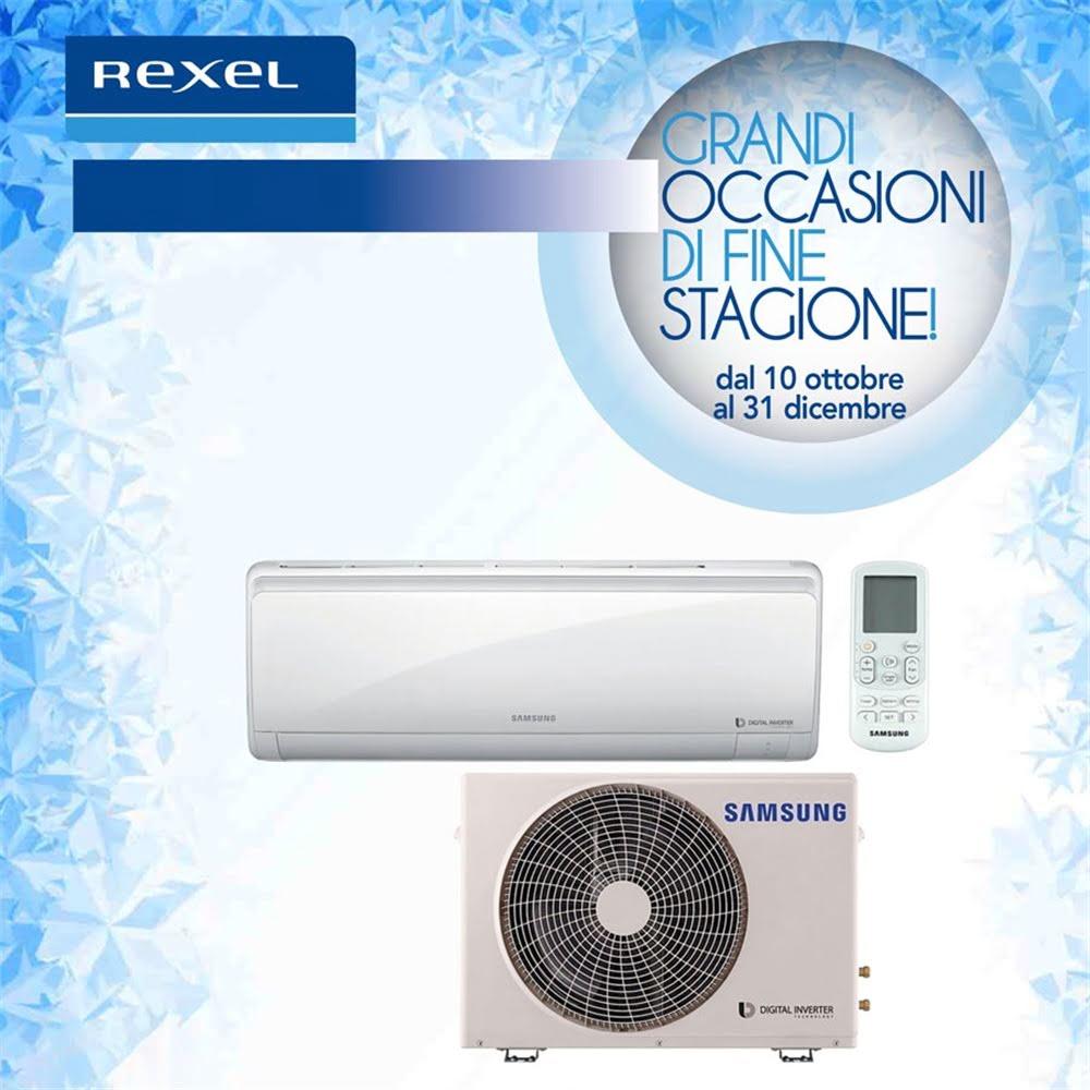 Grandi occasioni Rexel climatizzazione