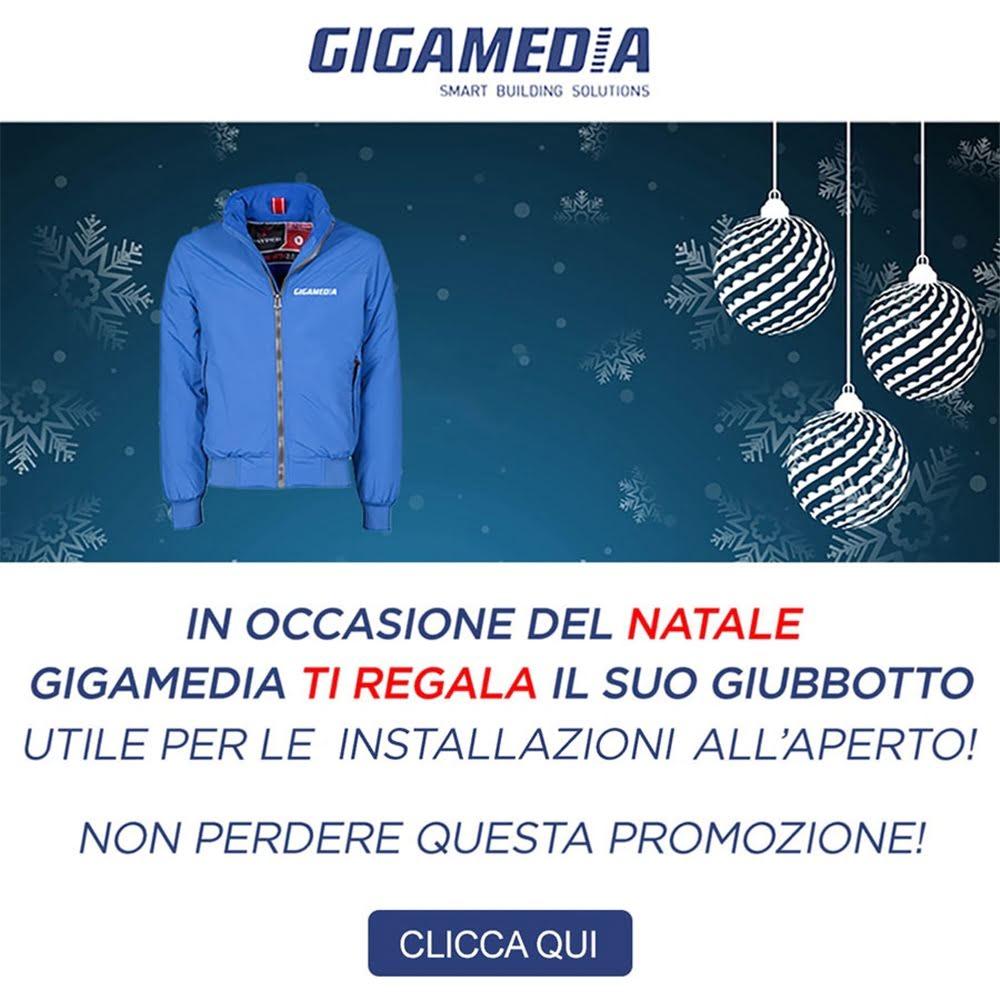 Promozione di Natale Gigamedia!