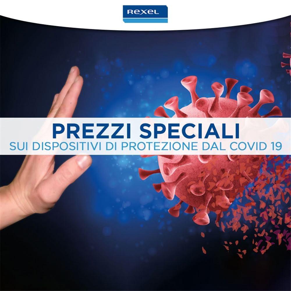 Prezzi Speciali sui dispositivi di protezione