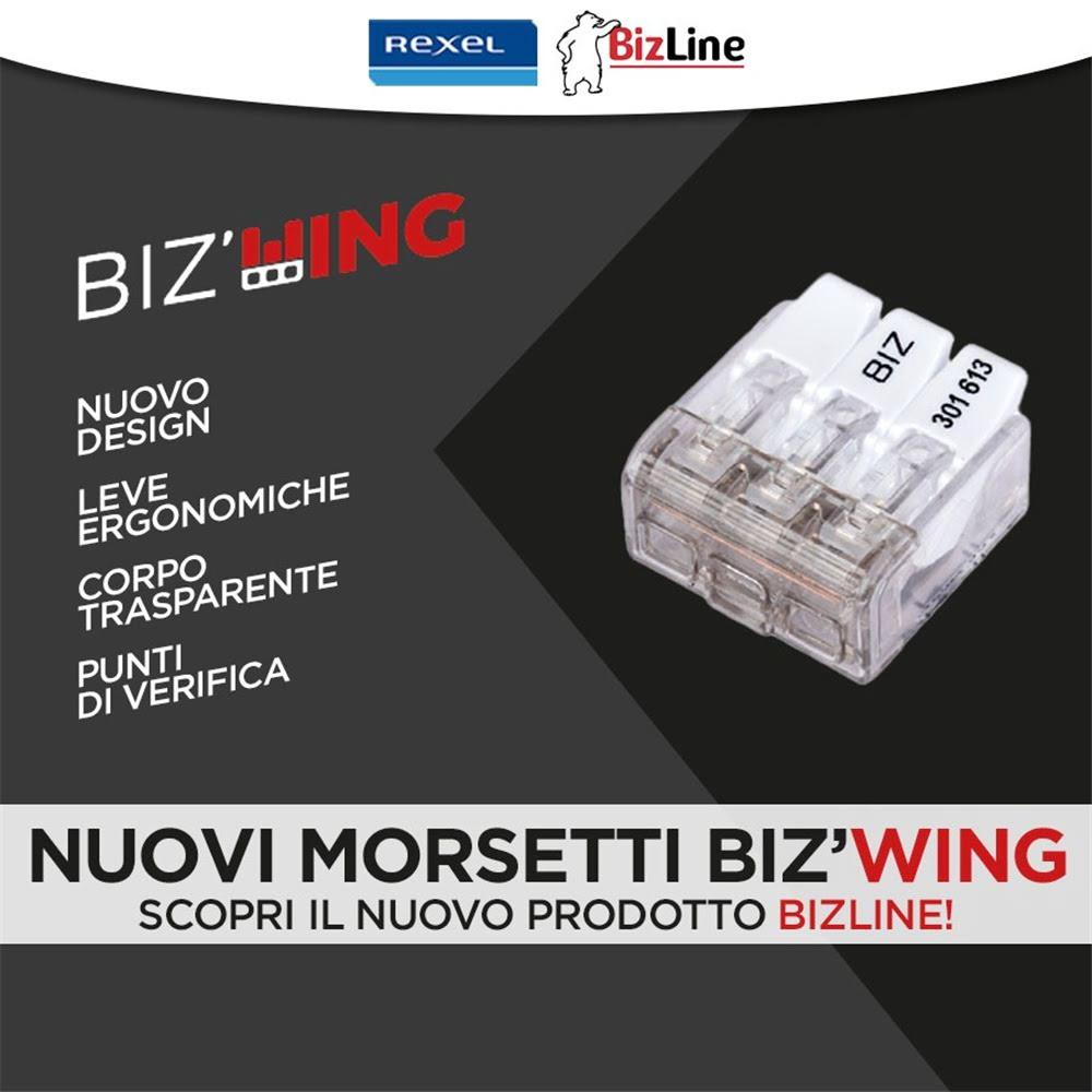 Nuovi Morsetti Bizline BizWing