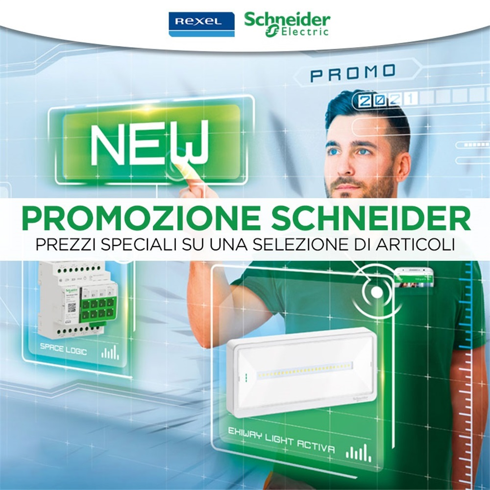 Prezzi Speciali Schneider Electric