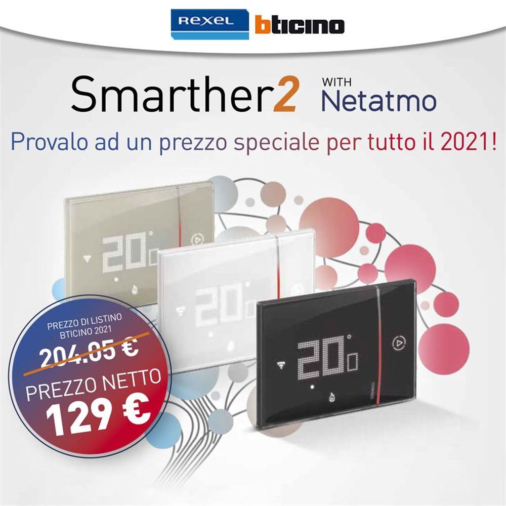 Prezzi Speciali Bticino Smarther 2