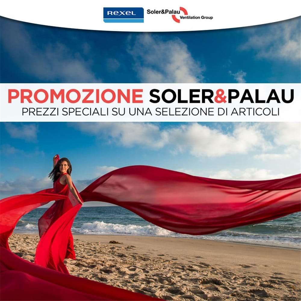 Promozione Respiro Soler&Palau