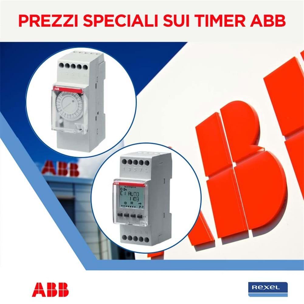 Prezzi speciali sui Timer ABB