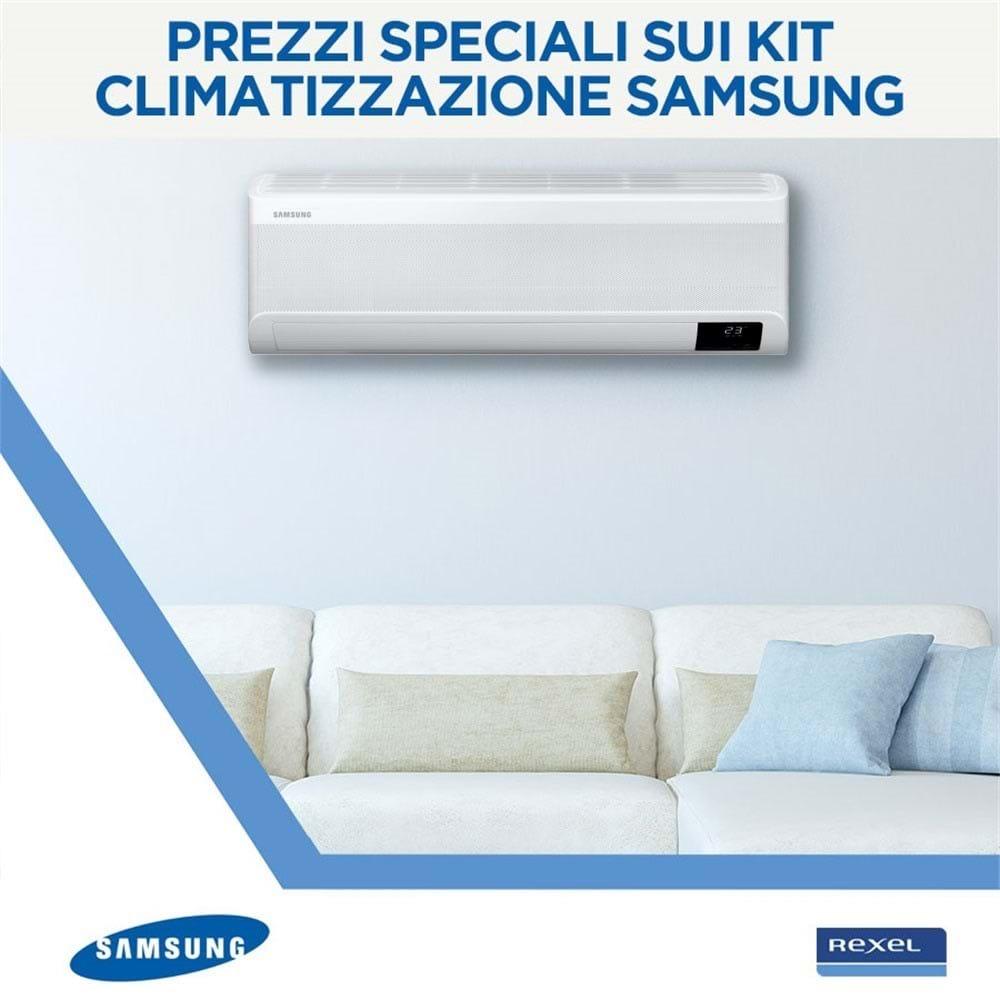 Prezzi Speciali sui Kit Climatizzazione Samsung