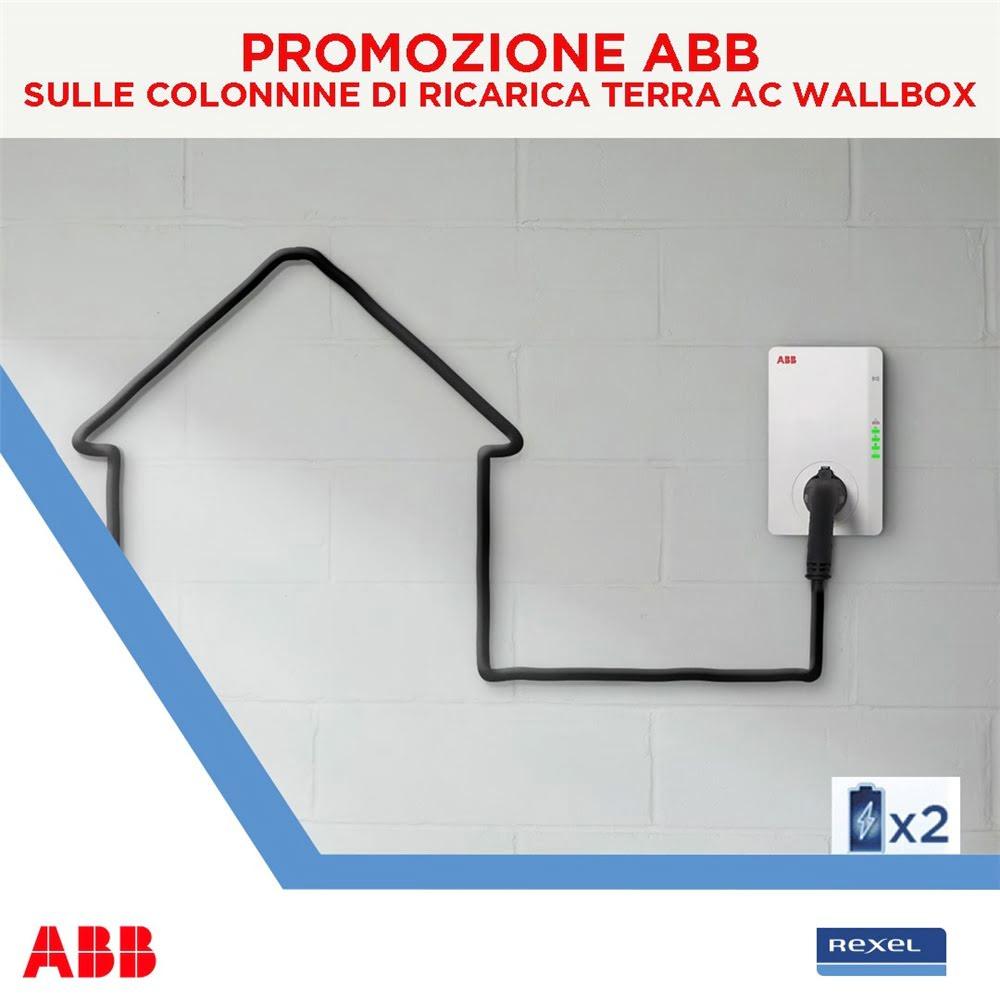 Nuove colonnine di ricarica ABB! Scopri i prodotti!