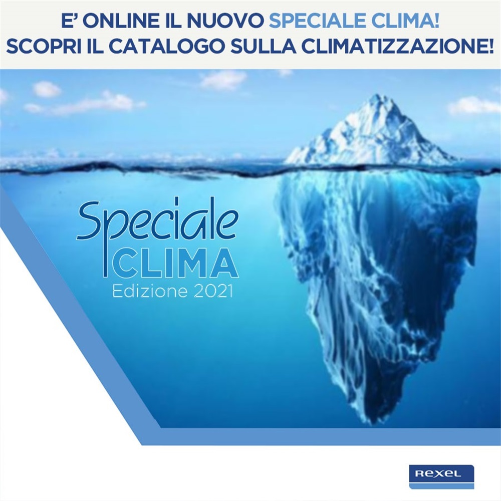 Speciale Clima 2021 Rexel!