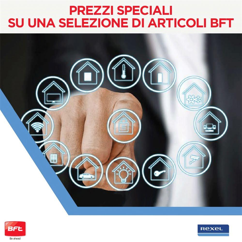 Prezzi Speciali su una selezione di articoli BFT