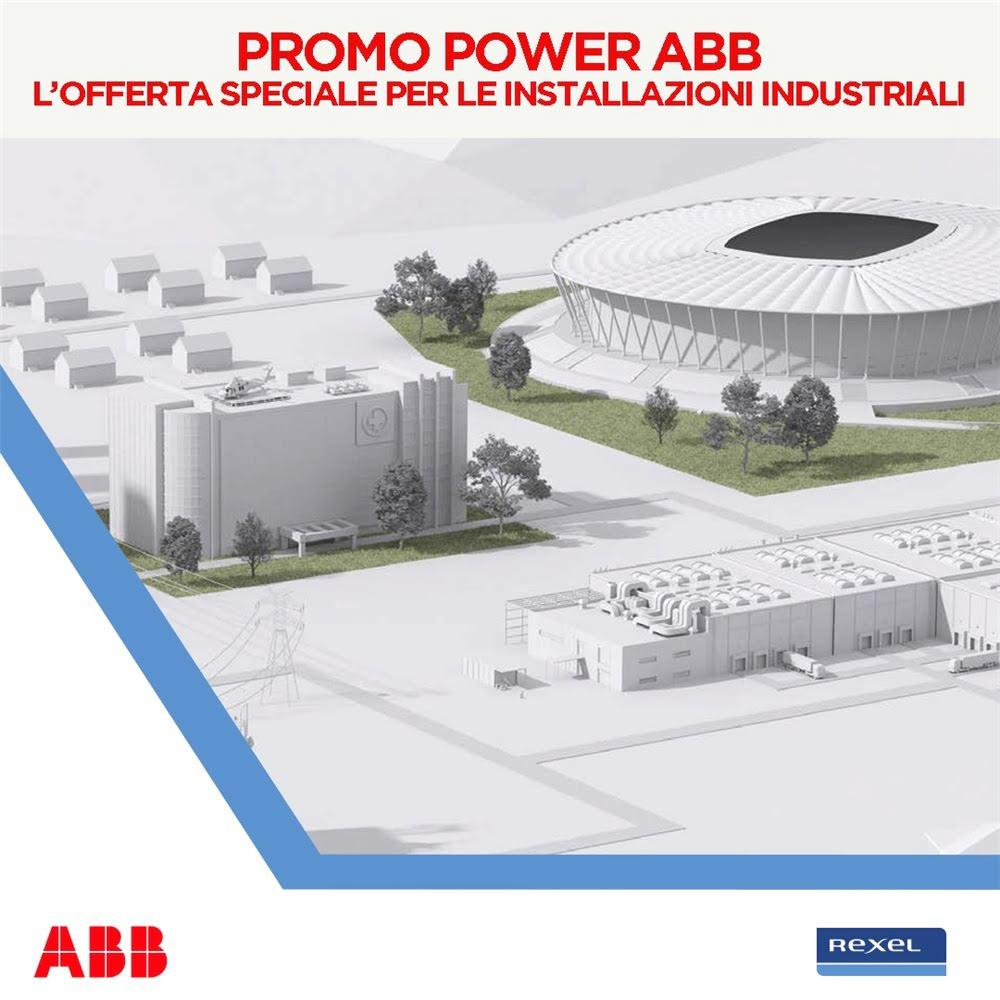 Promo Power ABB - Giugno-luglio 2021