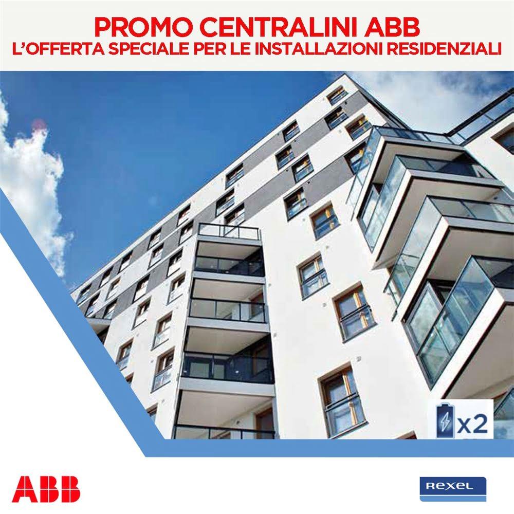 Promo Residenziali ABB - Luglio 2021