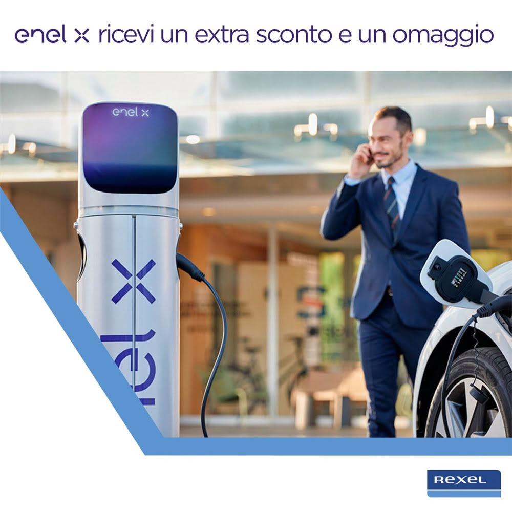 Extra Sconto Enel X sul tuo acquisto! Per ogni Juice Box o Juice Pole acquistato riceverai un omaggio