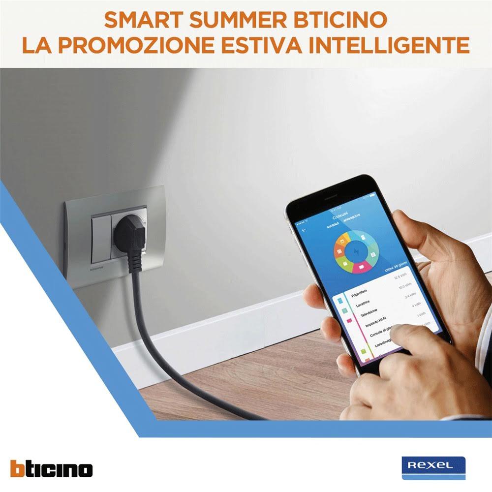 Smart summer Bticino! La promozione estiva intelligente