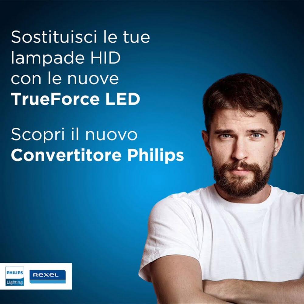 Sostituisci le tue vecchie lampade HID con il nuovo convertitore Philips!