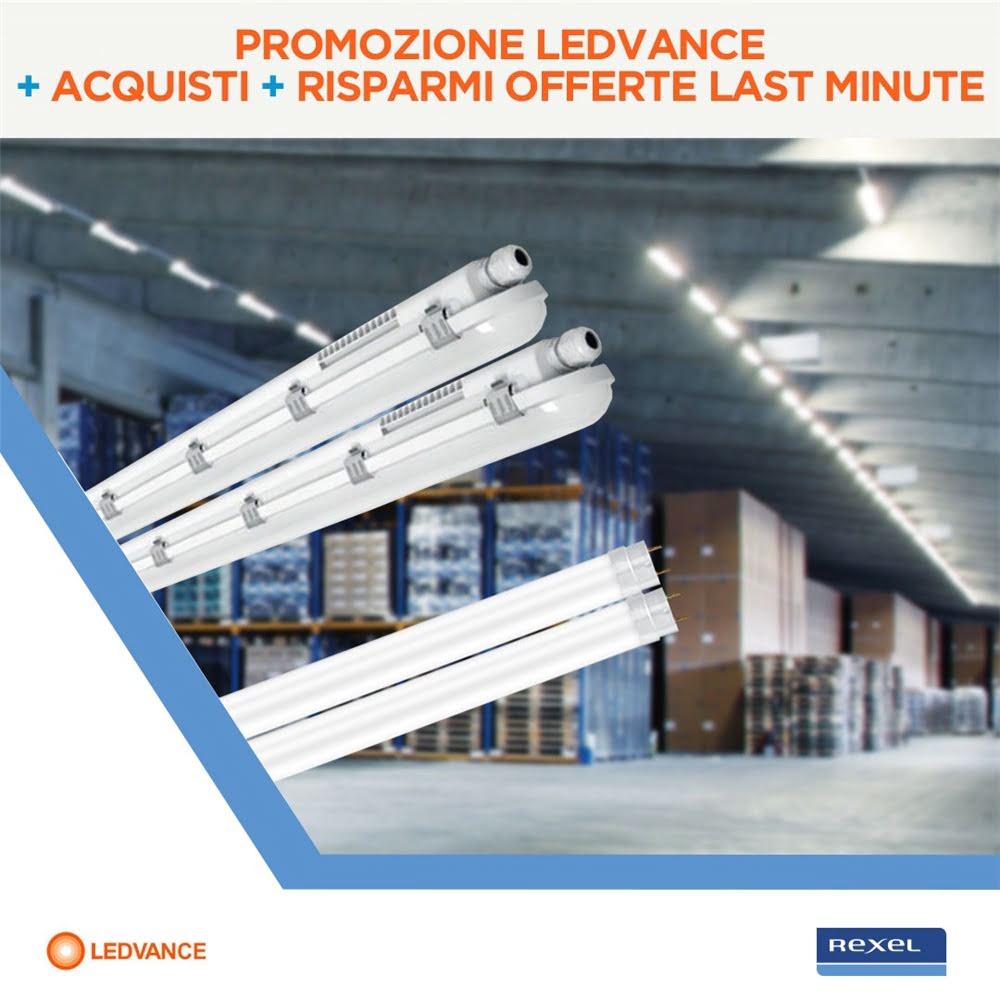 + Acquisti e + Risparmi con Ledvance!