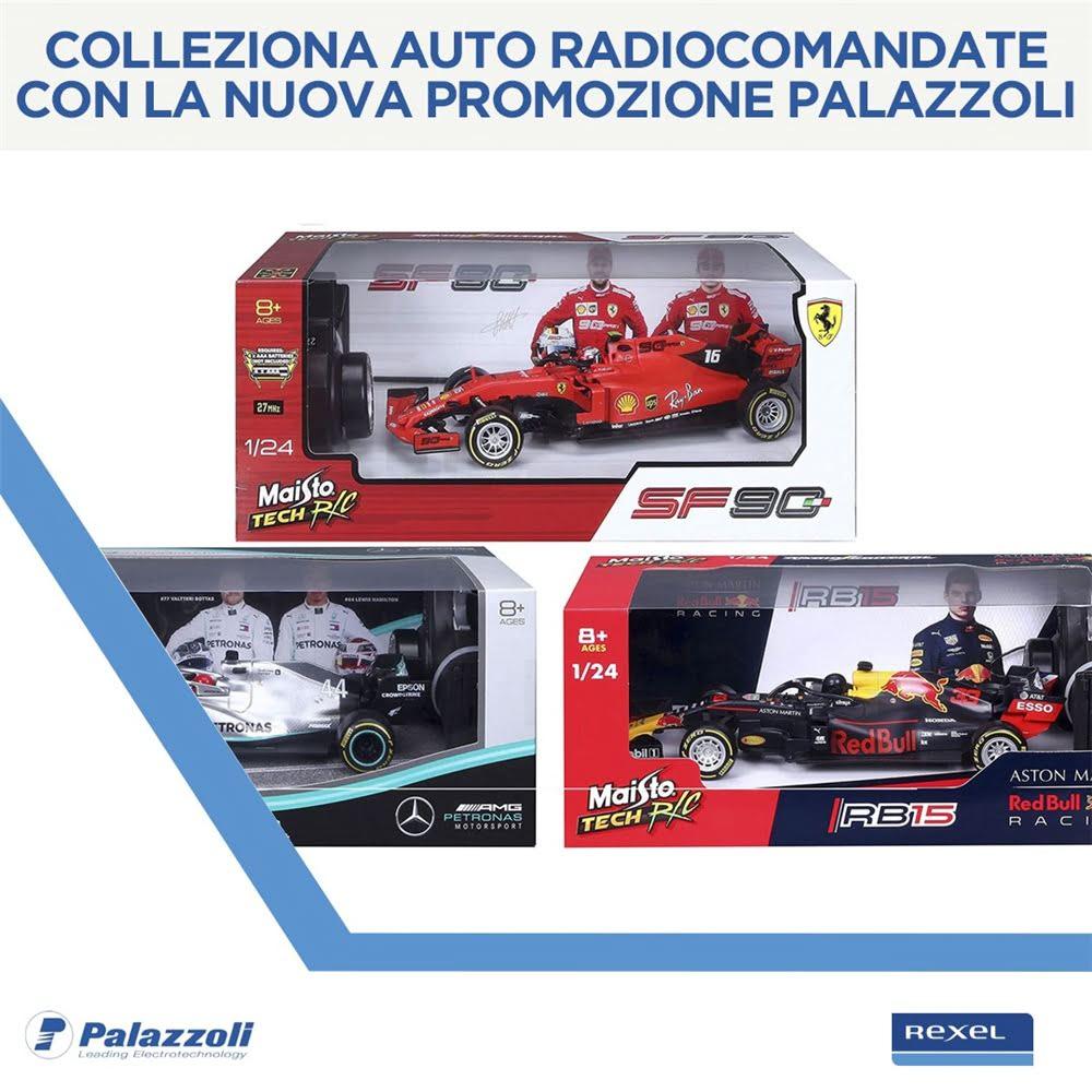 Colleziona auto radiocomandate con Palazzoli!