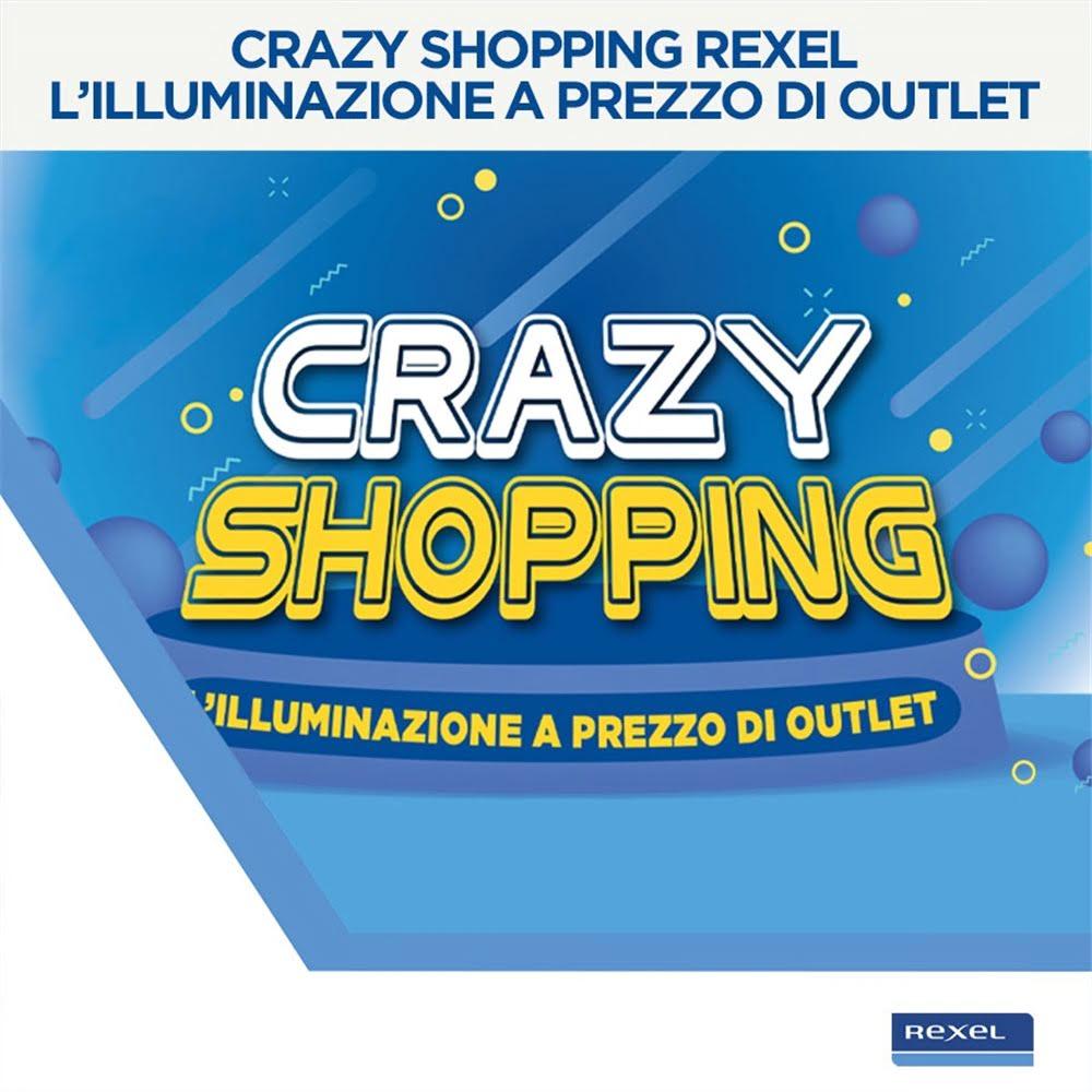 Crazy Shopping! Lilluminazione a prezzo di Outlet!