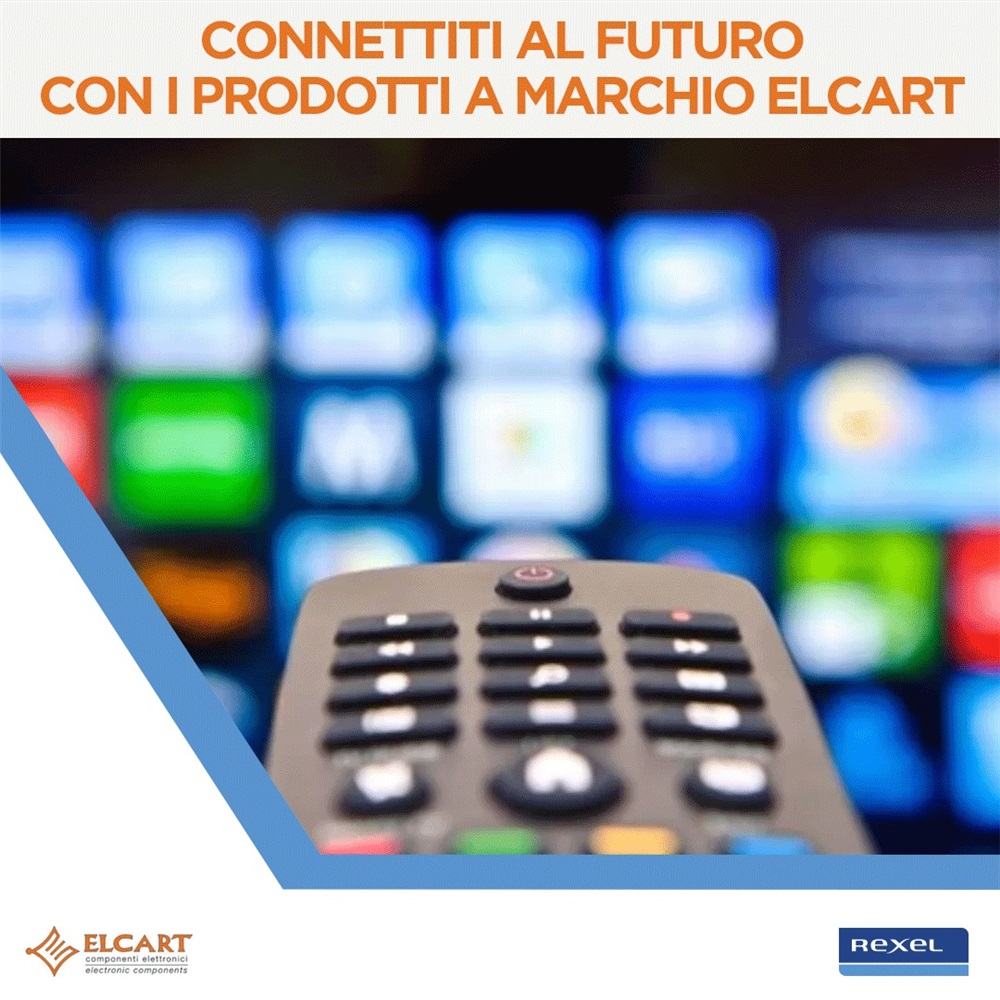 Connettiti al futuro con Elcart