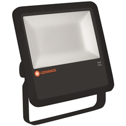 FLOOD LED 90W/4000K BK 100DEG IP65