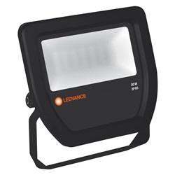 FLOOD LED 20W/4000K BK 100DEG IP65