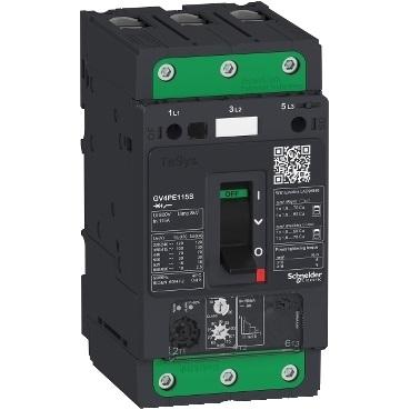 Interruttore salvavita magnetotermico 80A 100KA ELINK