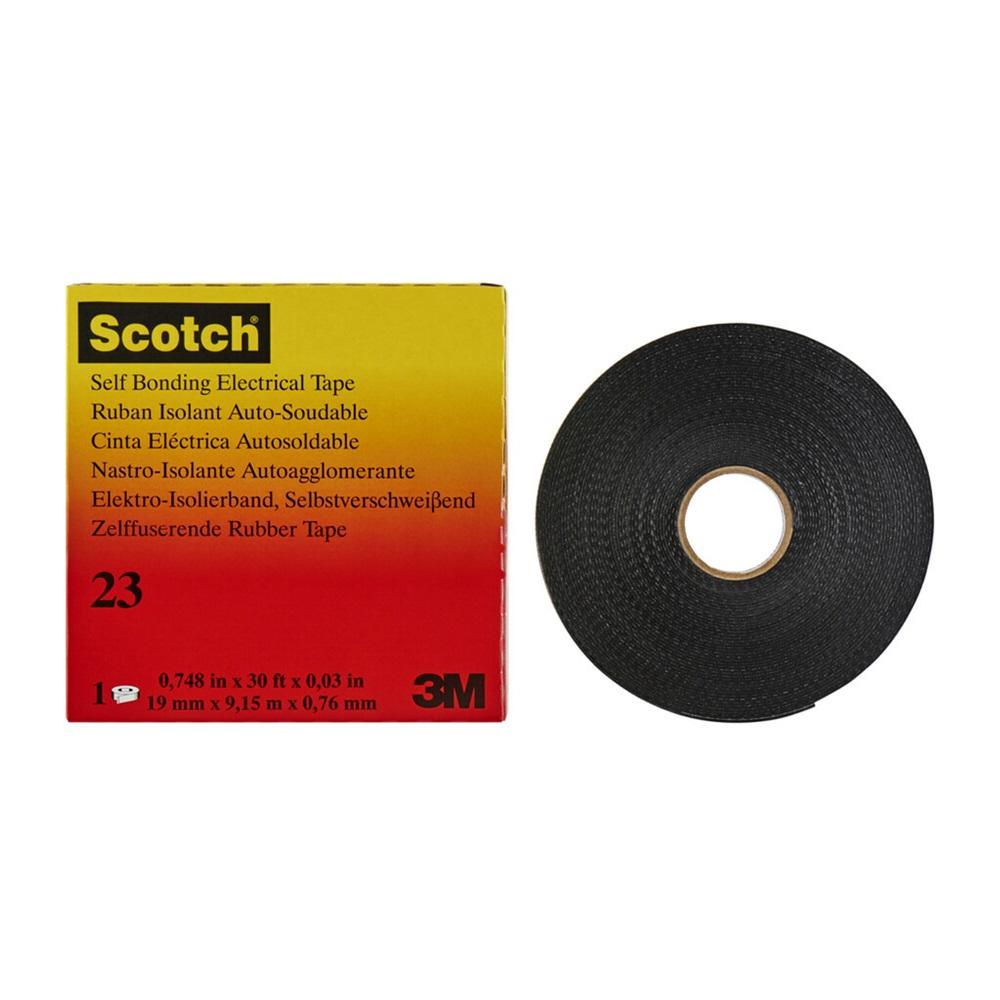 Nastro isolante Scotch® 23, 19 mm x 9,15 m