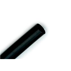 3M™ Guaina termorestringente GTI-3000 9,0/3,0 mm - Nero - Spezzone da 1Mt