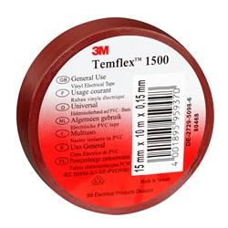 Nastro elettrico in PVC 3M™ Temflex™ 1500 Nero - Misure 19mm x 25m