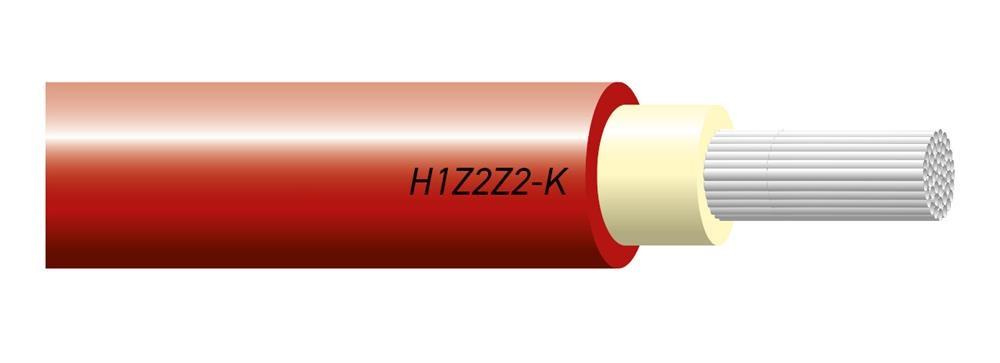 CAVO SOLARE H1Z2Z2-K  1X4  RO MAT.