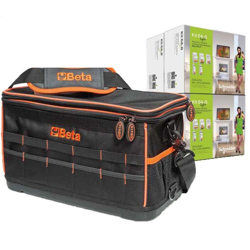 Kit Gold 4 Kit 64-8 light + borsa