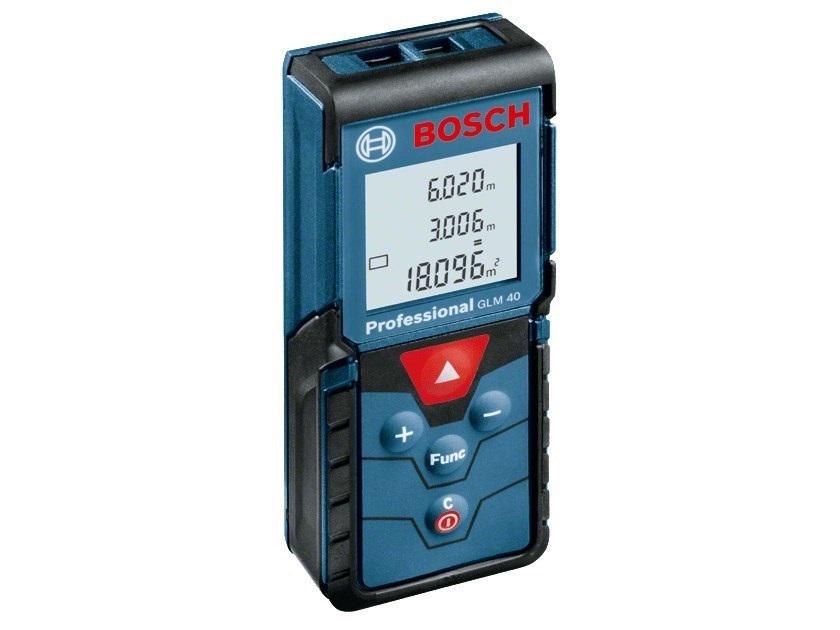 Distanziometro Laser Bosch GLM 40
