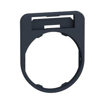 Portaetichetta per teste filopannello Ø30 senza etichetta
