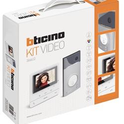 Kit Videocitofonico Bticino Classe 100V16E Monofamigliare