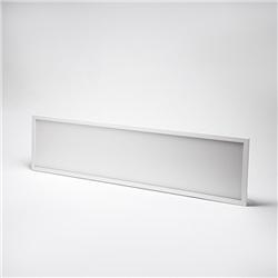 Pannello LED 30x120cm 40W basso UGR Bianco Caldo apertura 120º