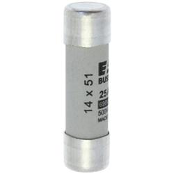 C14G25 14X51, GG, 25A, 500VAC