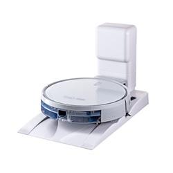 Robot Aspirapolvere e Lavapavimenti Aertecnica Con Base Ricarica Autopulente
