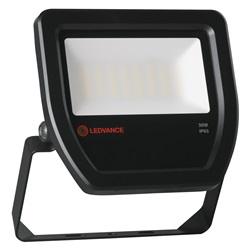 FLOOD LED 30W/3000K BK 100DEG IP65